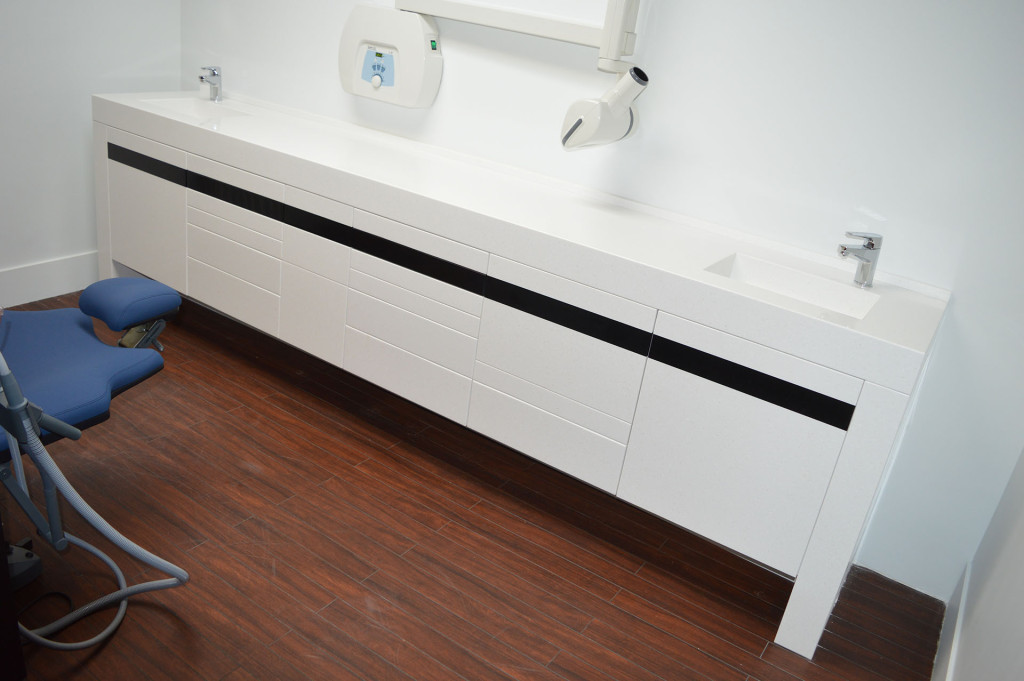 agencement cabinet dentaire dental wave. Black Bedroom Furniture Sets. Home Design Ideas