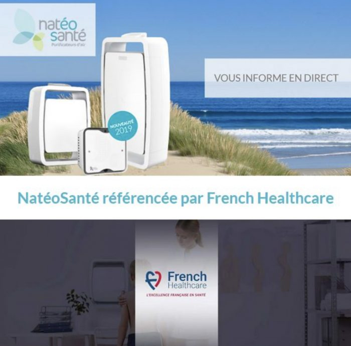 Nateosante French healthcare